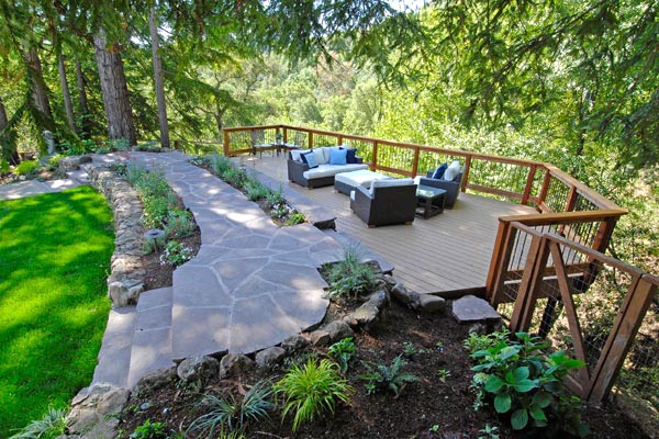 Genial Miller Landscape Architects Deck Design